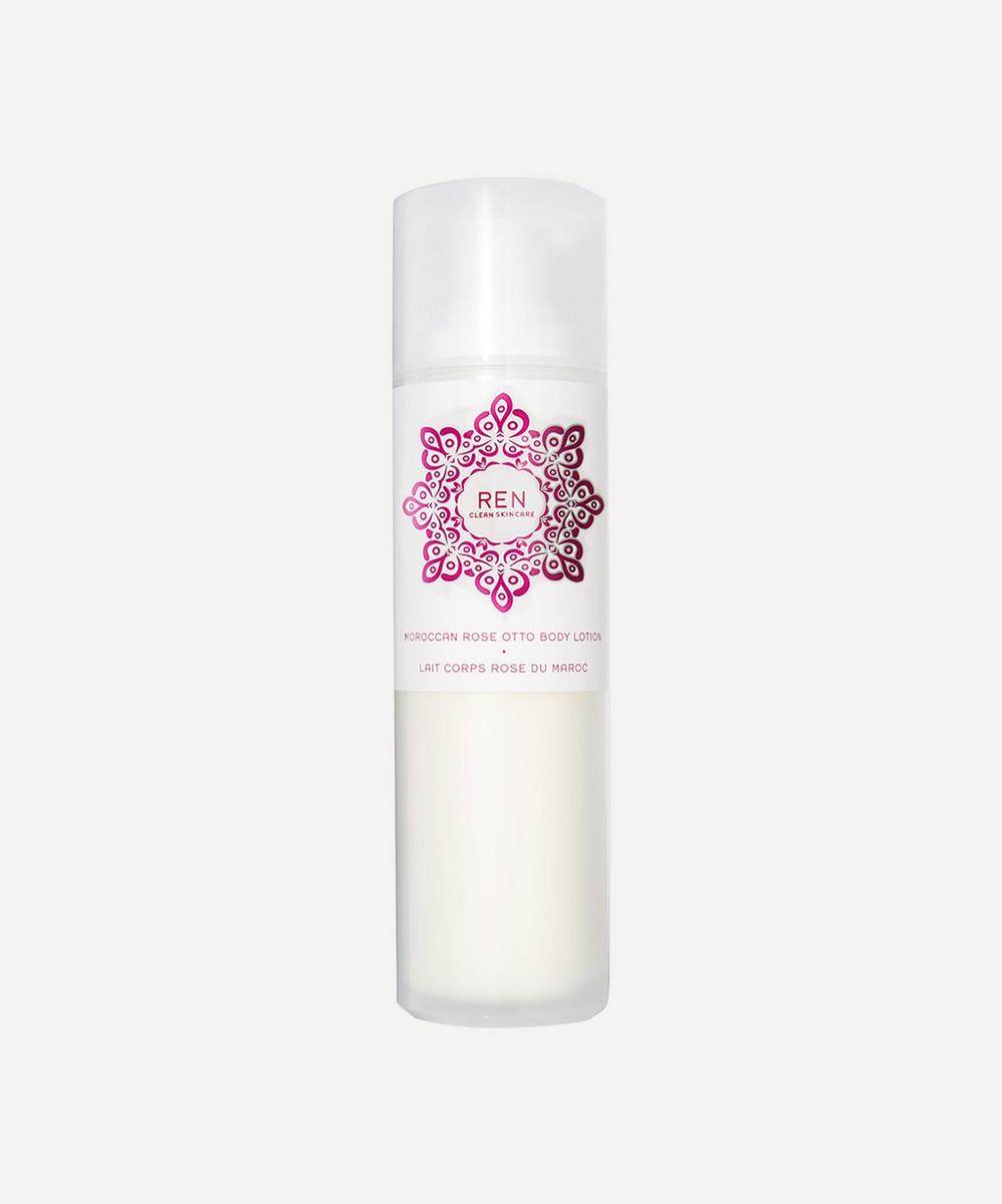 REN Clean Skincare - Moroccan Rose Otto Body Lotion 200ml image number 0