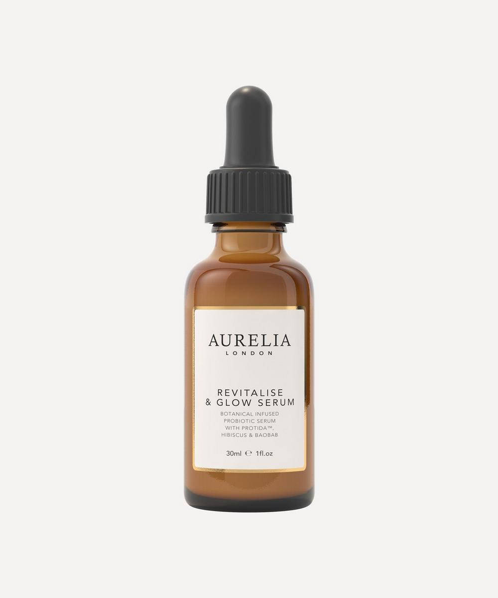 Aurelia Probiotic Skincare - Revitalise and Glow Serum 30ml