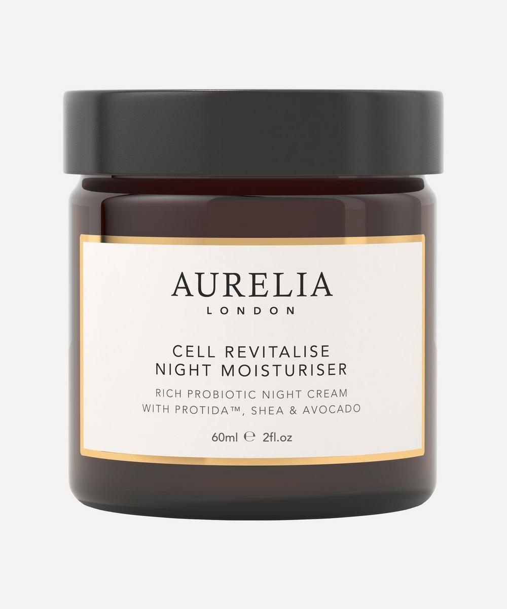 Aurelia Probiotic Skincare - Cell Revitalise Night Moisturiser 60ml
