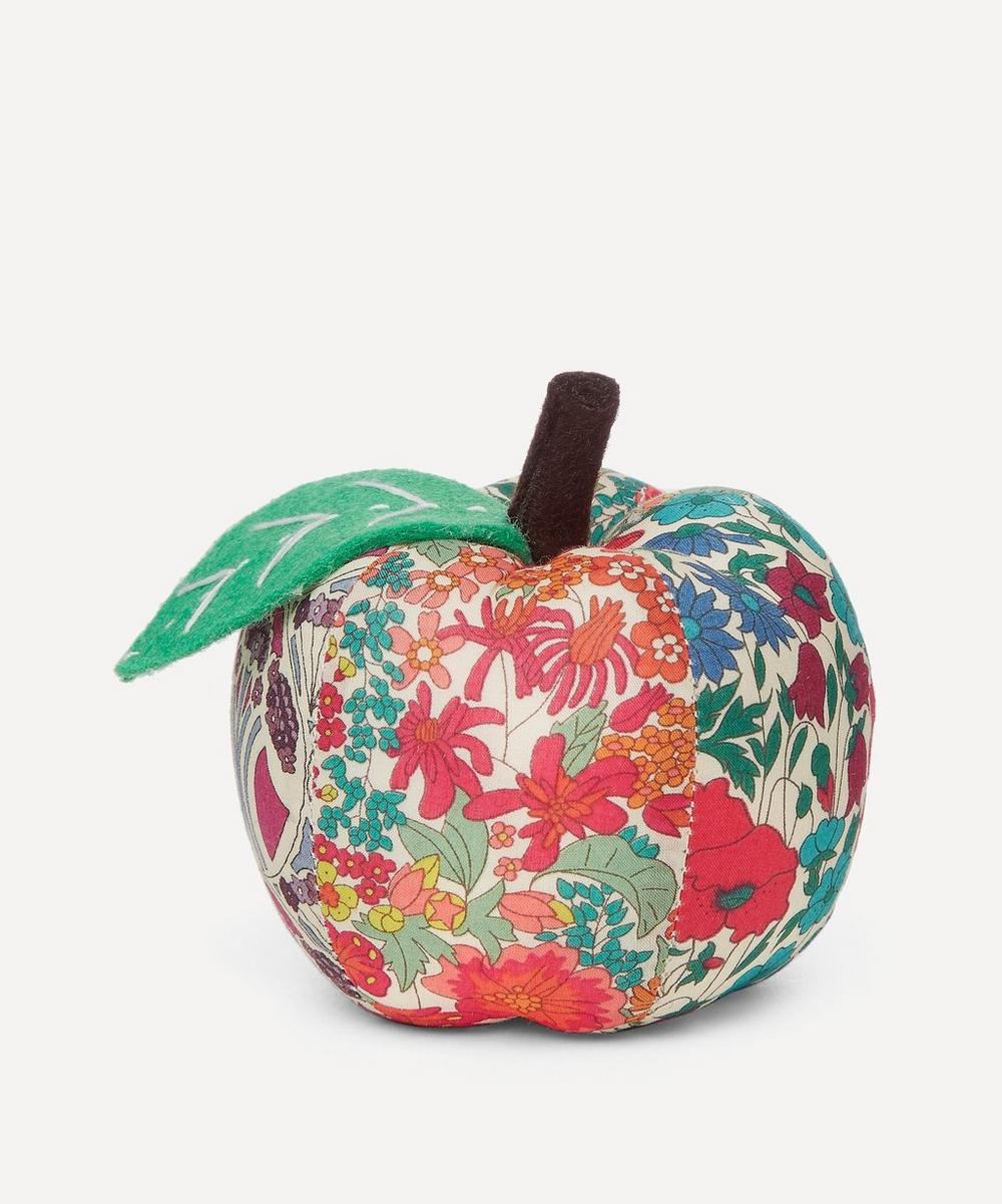 Liberty London - Apple Patchwork Pin Cushion