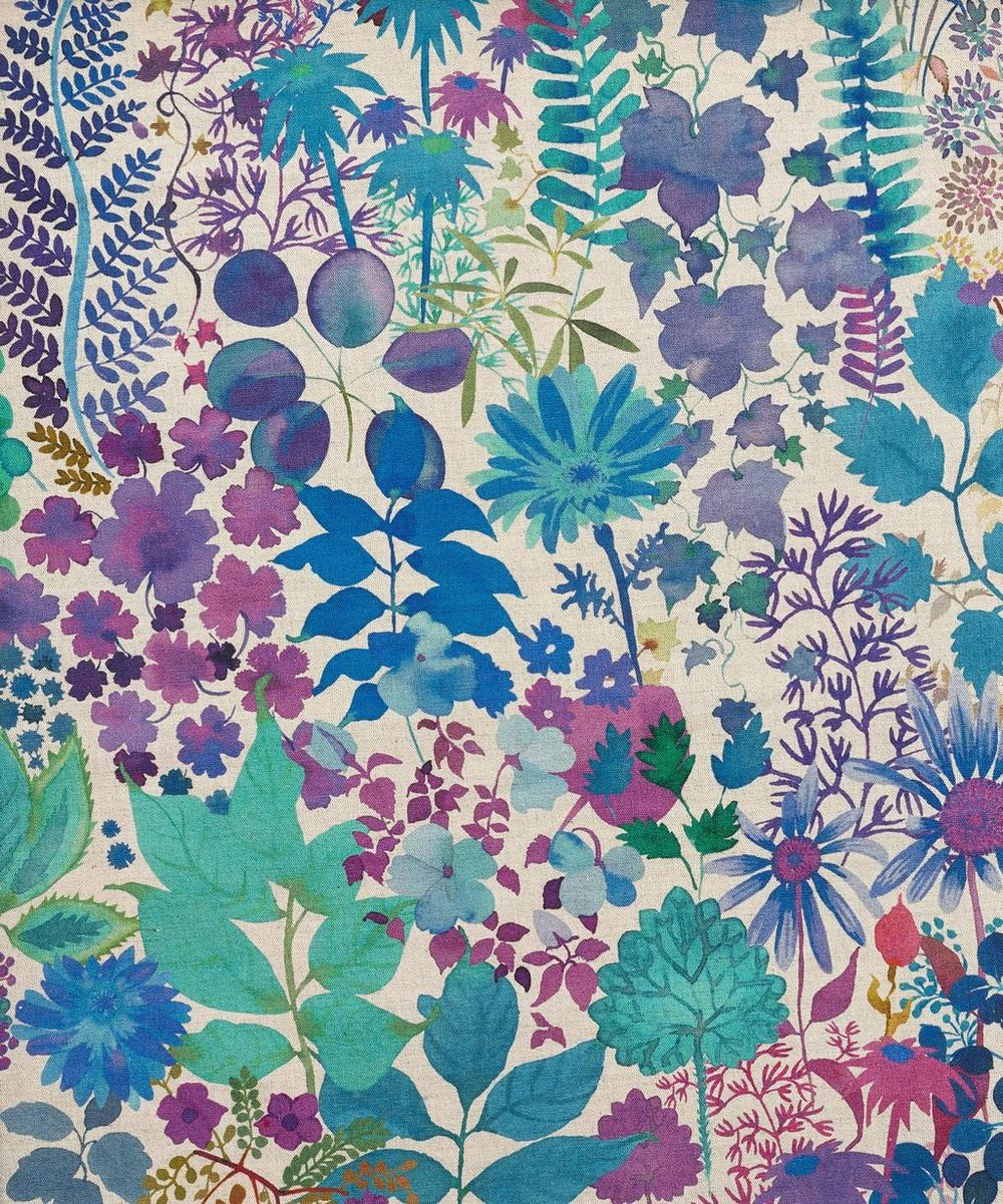 Liberty Fabrics Interiors - Fresco Linen Union In Lagoon