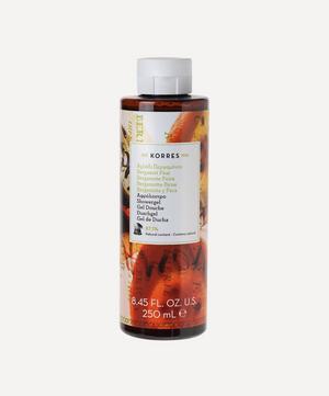 Bergamot Pear Shower Gel 250ml