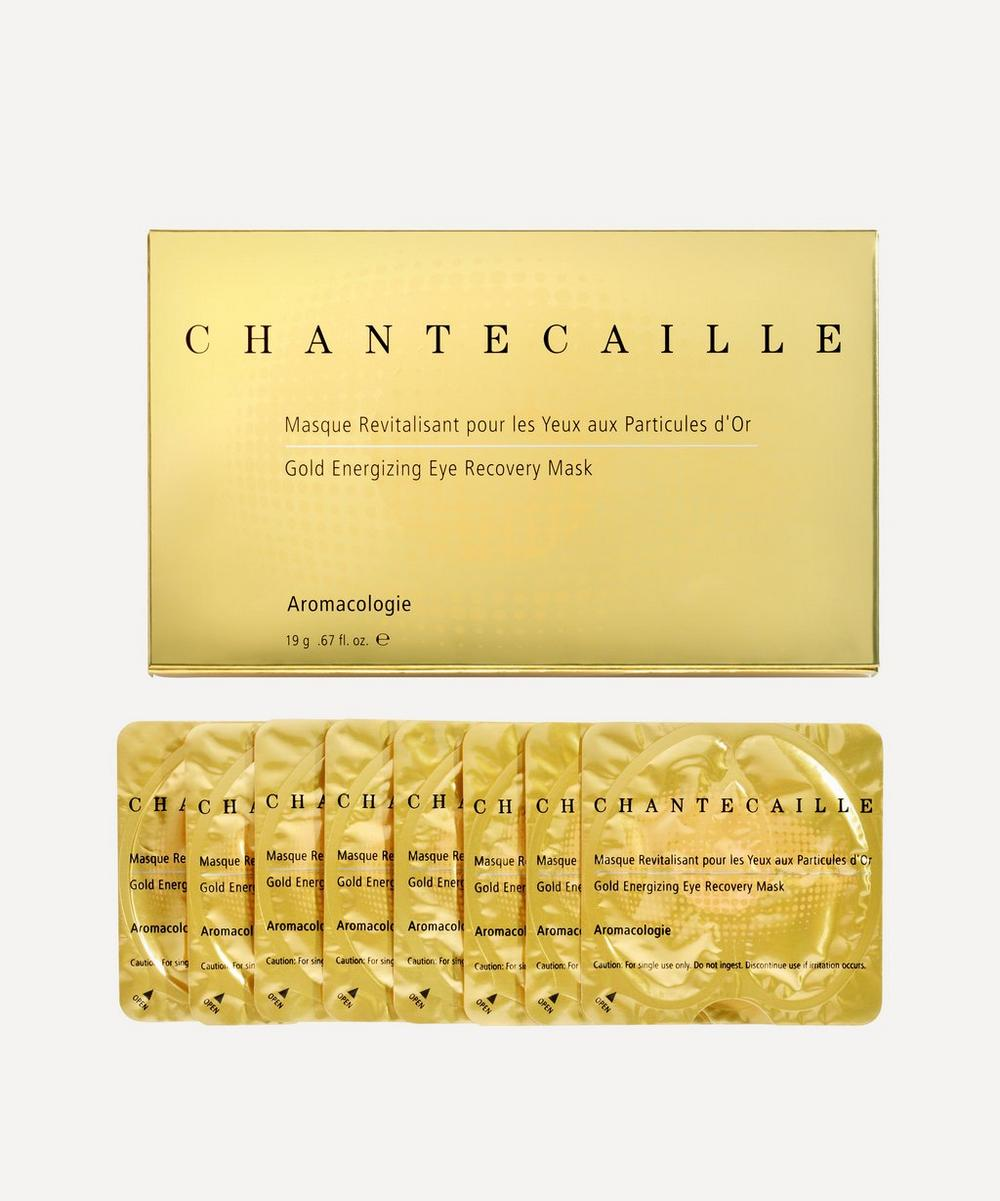 Chantecaille - Gold Energising Eye Recovery Mask 19g
