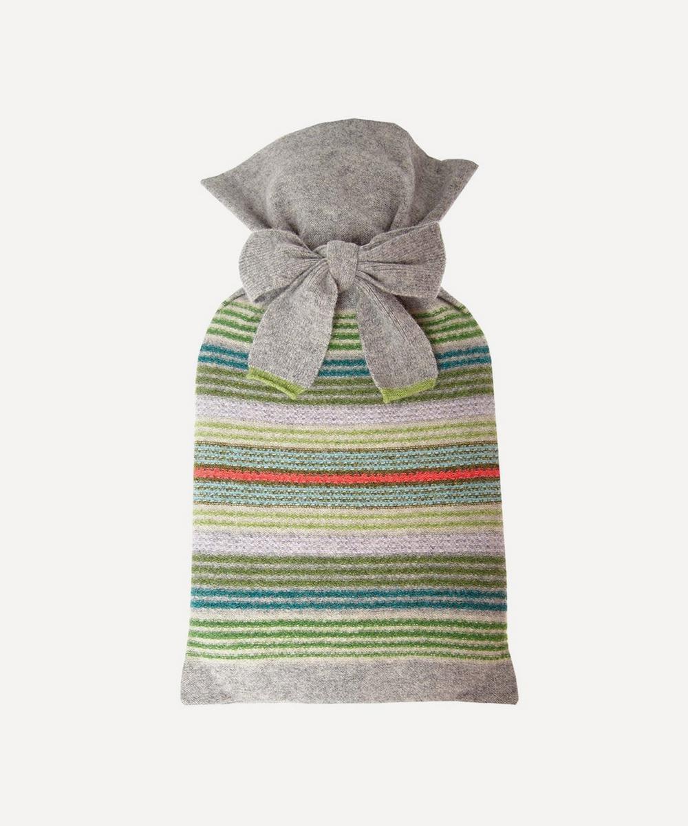 Row Pinto - Stripe Hot Water Bottle