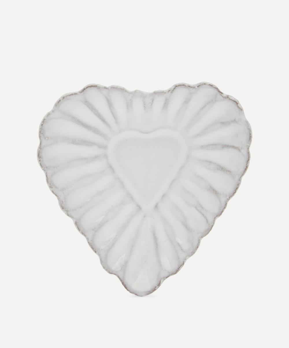 Astier de Villatte - Small Heart Dish