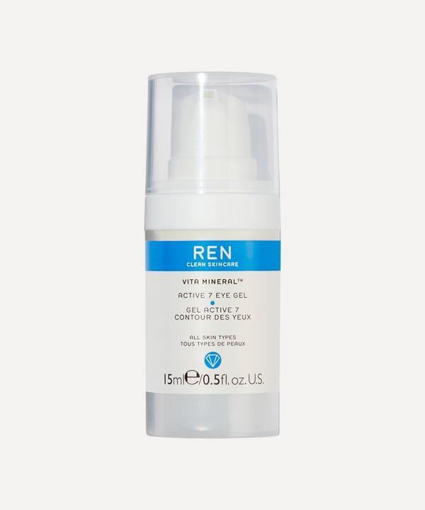 REN Clean Skincare - Vita Mineral™ Active 7 Eye Gel 15ml