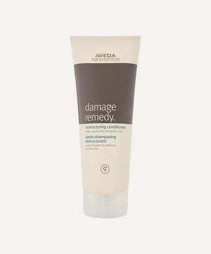 Damage Remedy Restructuring Conditioner 200ml