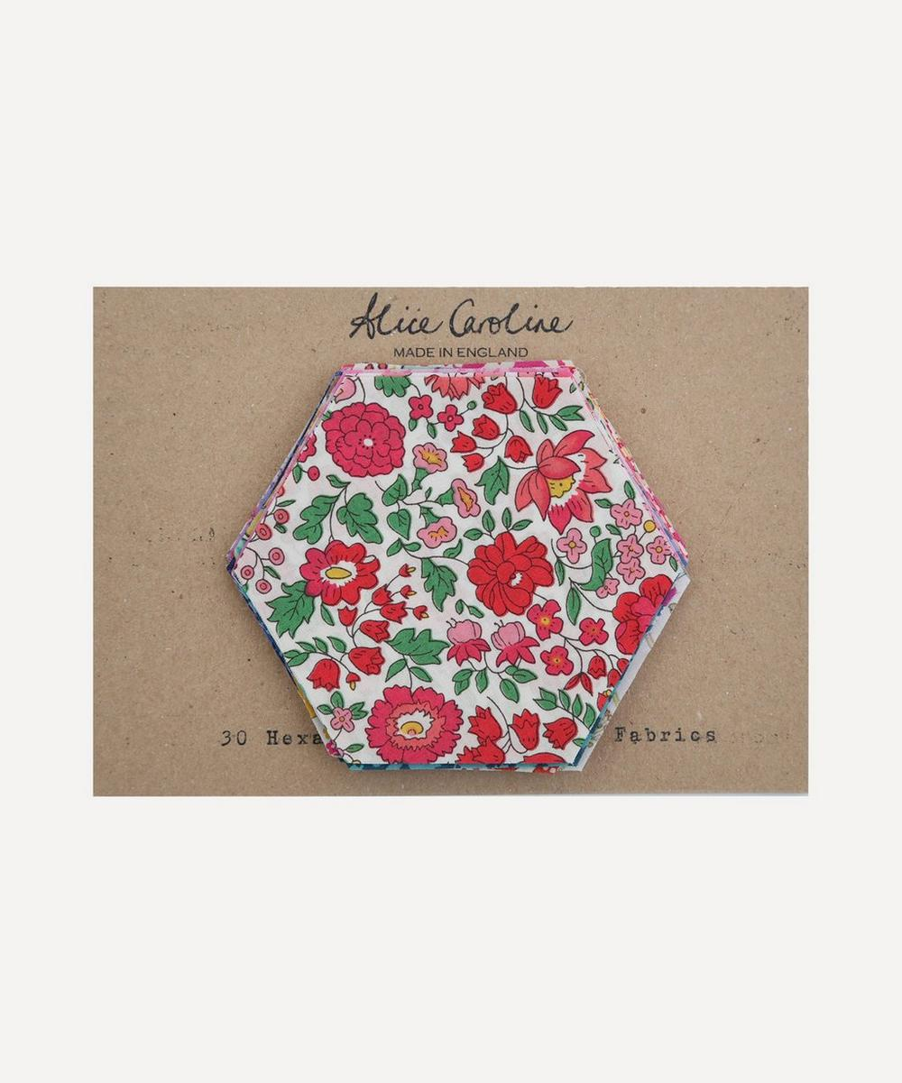 Alice Caroline - 30 Assorted Liberty Print Patch Pieces