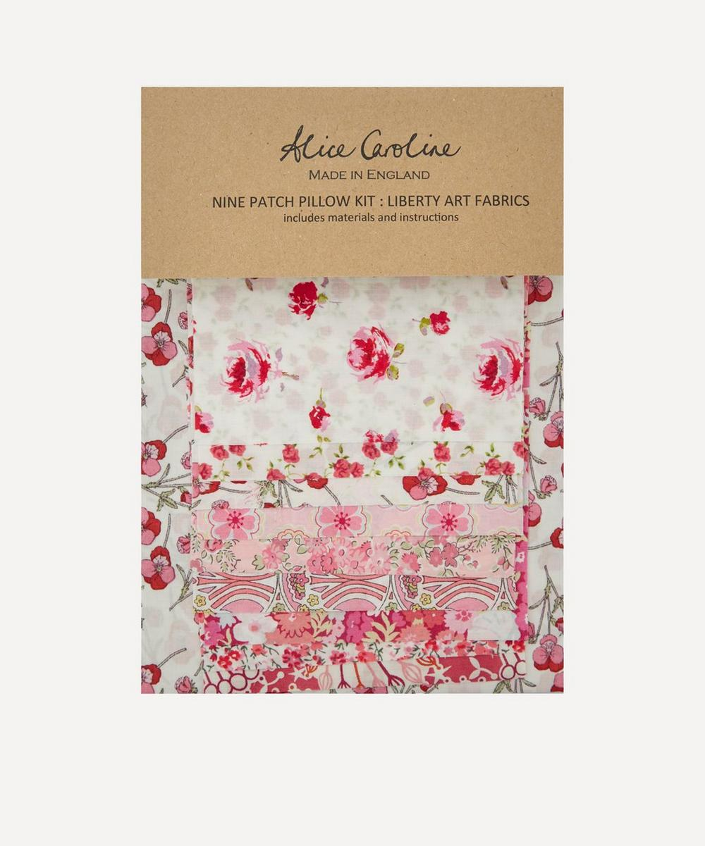 Alice Caroline - Patch Cushion Kit