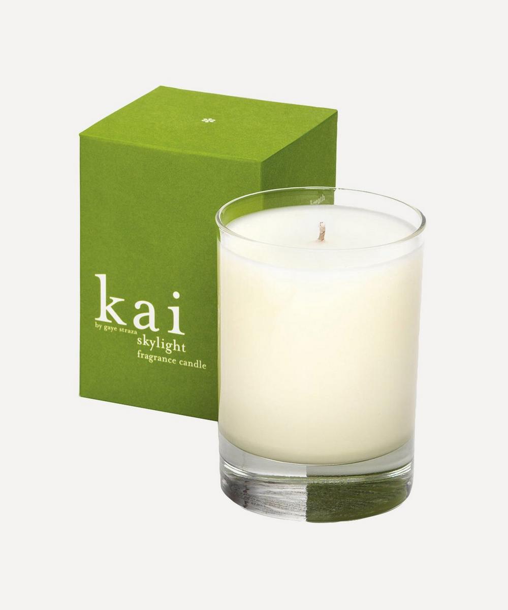Kai by Gaye Straza - Large Skylight Fragrance Candle