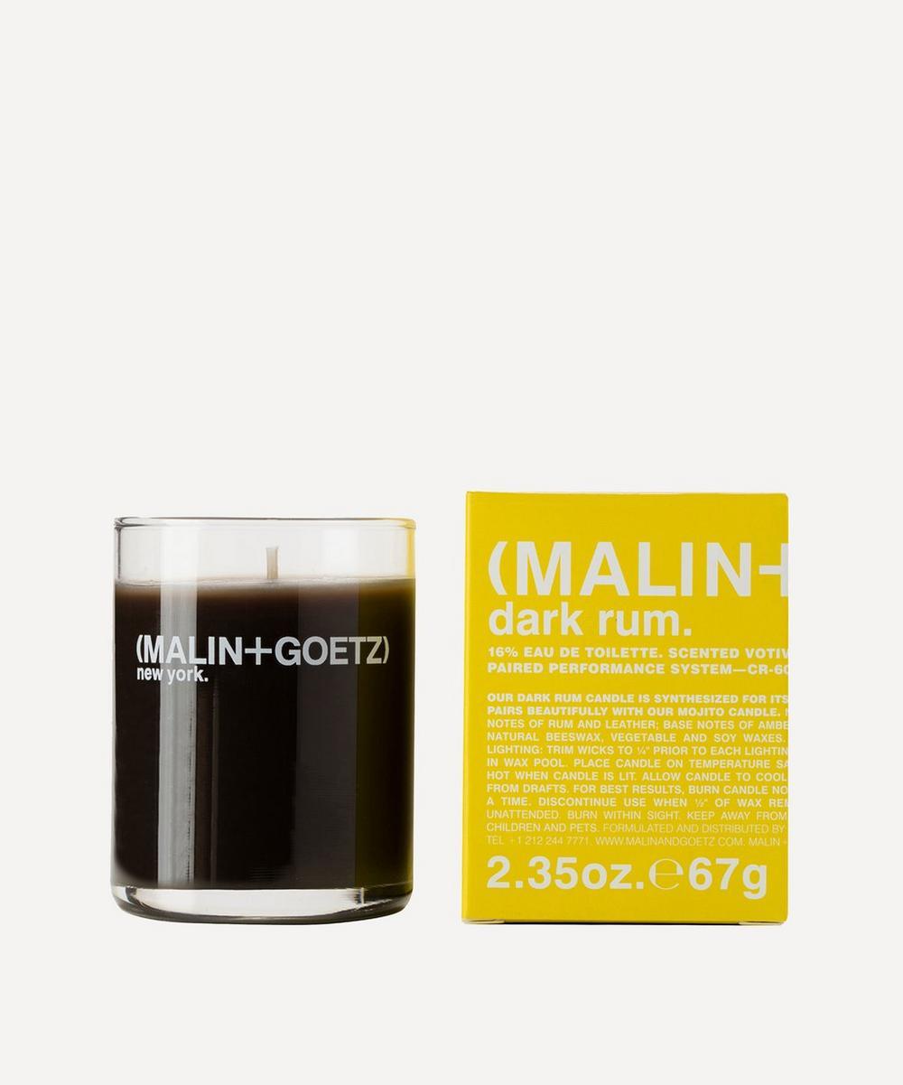 (MALIN+GOETZ) - Dark Rum Votive 67g