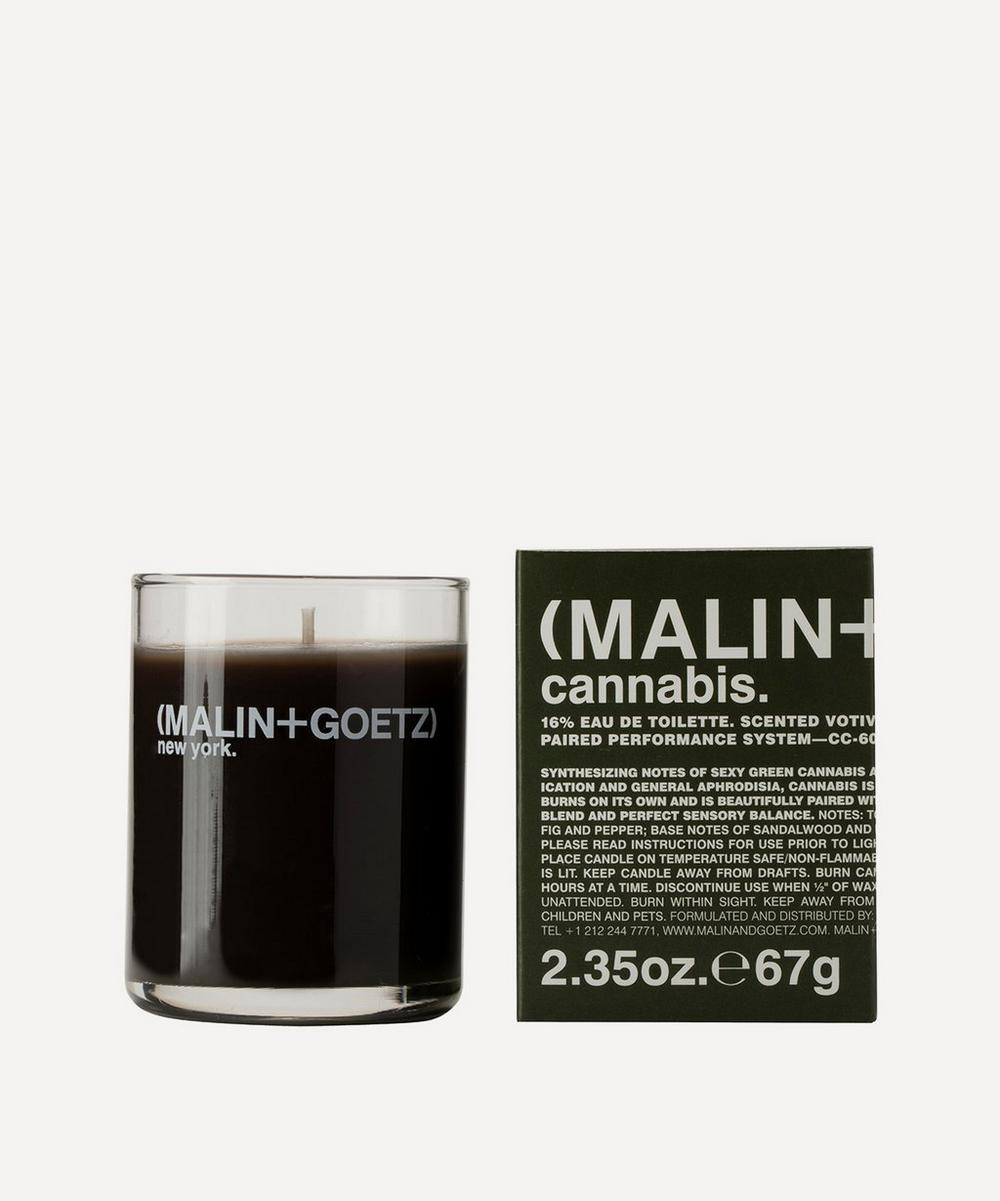 MALIN+GOETZ - Cannabis Scented Candle 67G