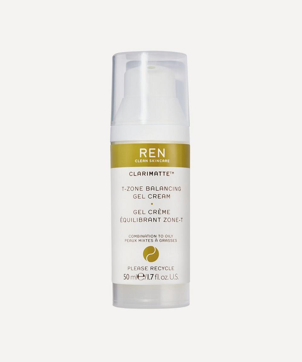 REN Clean Skincare - T-Zone Balancing Gel Cream 50ml