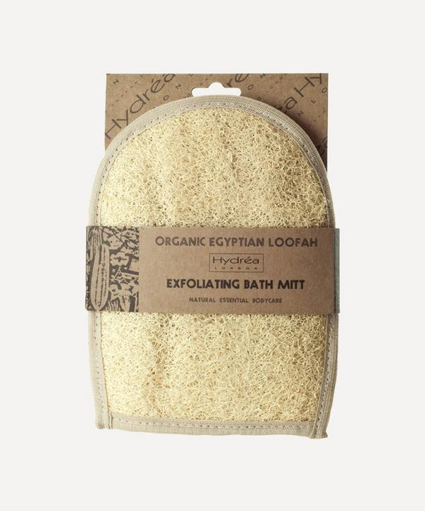 Hydréa London - Organic Egyptian Loofah Mitt