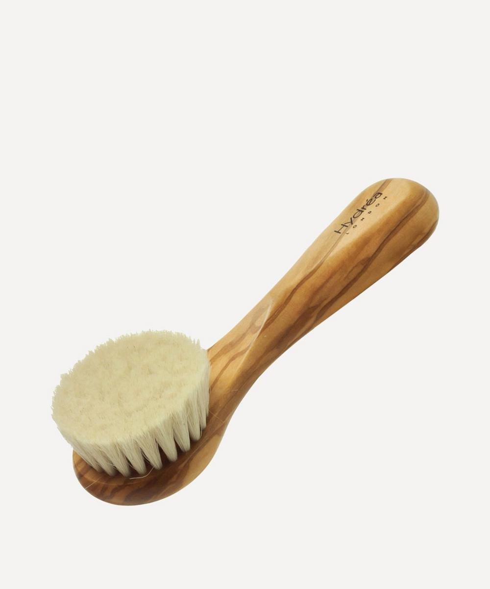 Hydréa London - Olive Wood Facial Brush