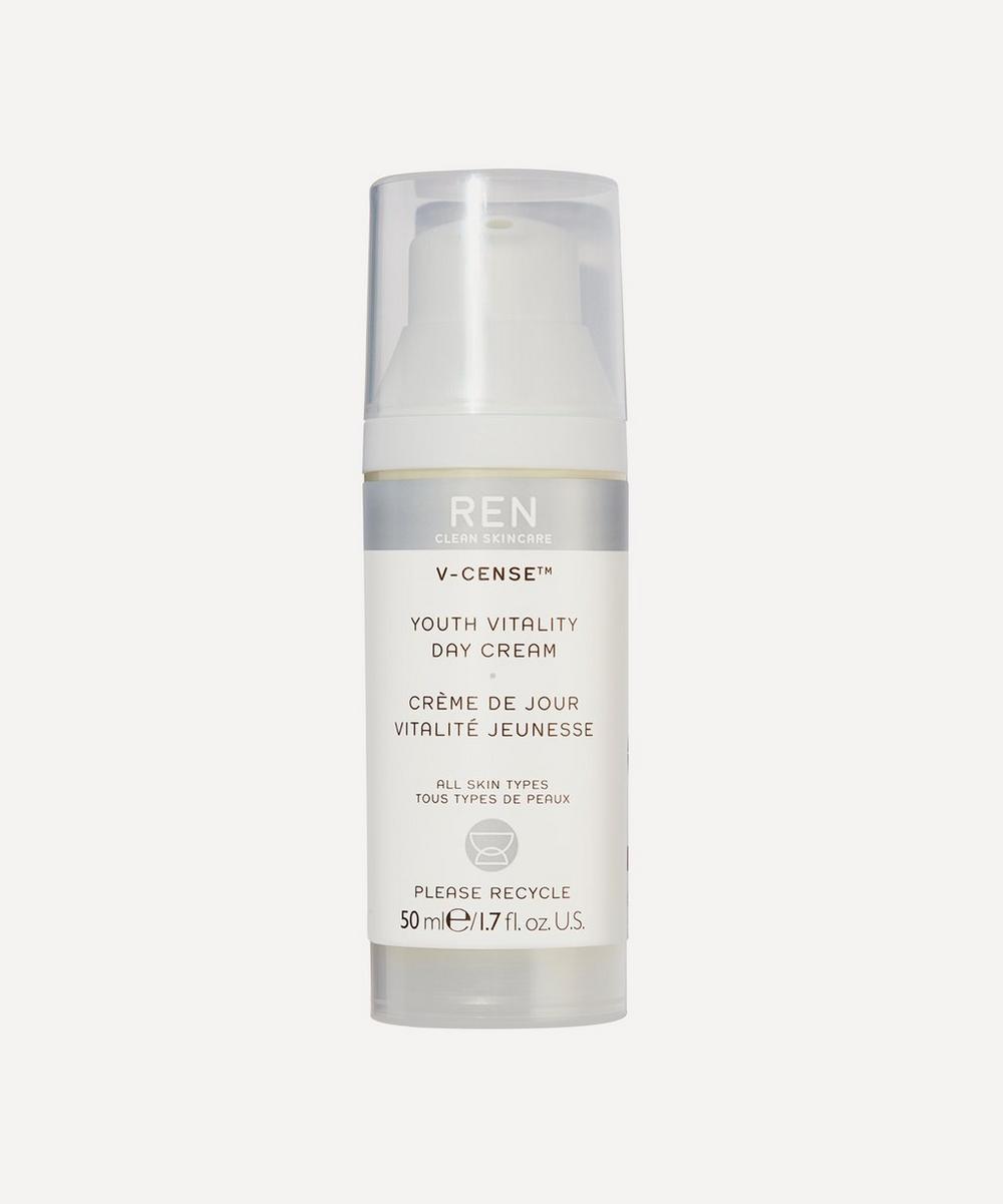 REN Clean Skincare - Youth Vitality Day Cream 50ml