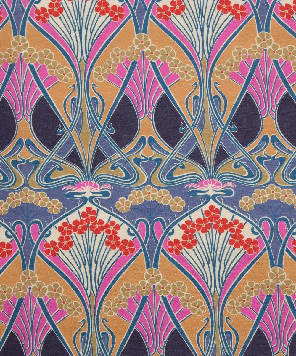 Liberty Fabrics Interiors - Ianthe Flower Linen Union