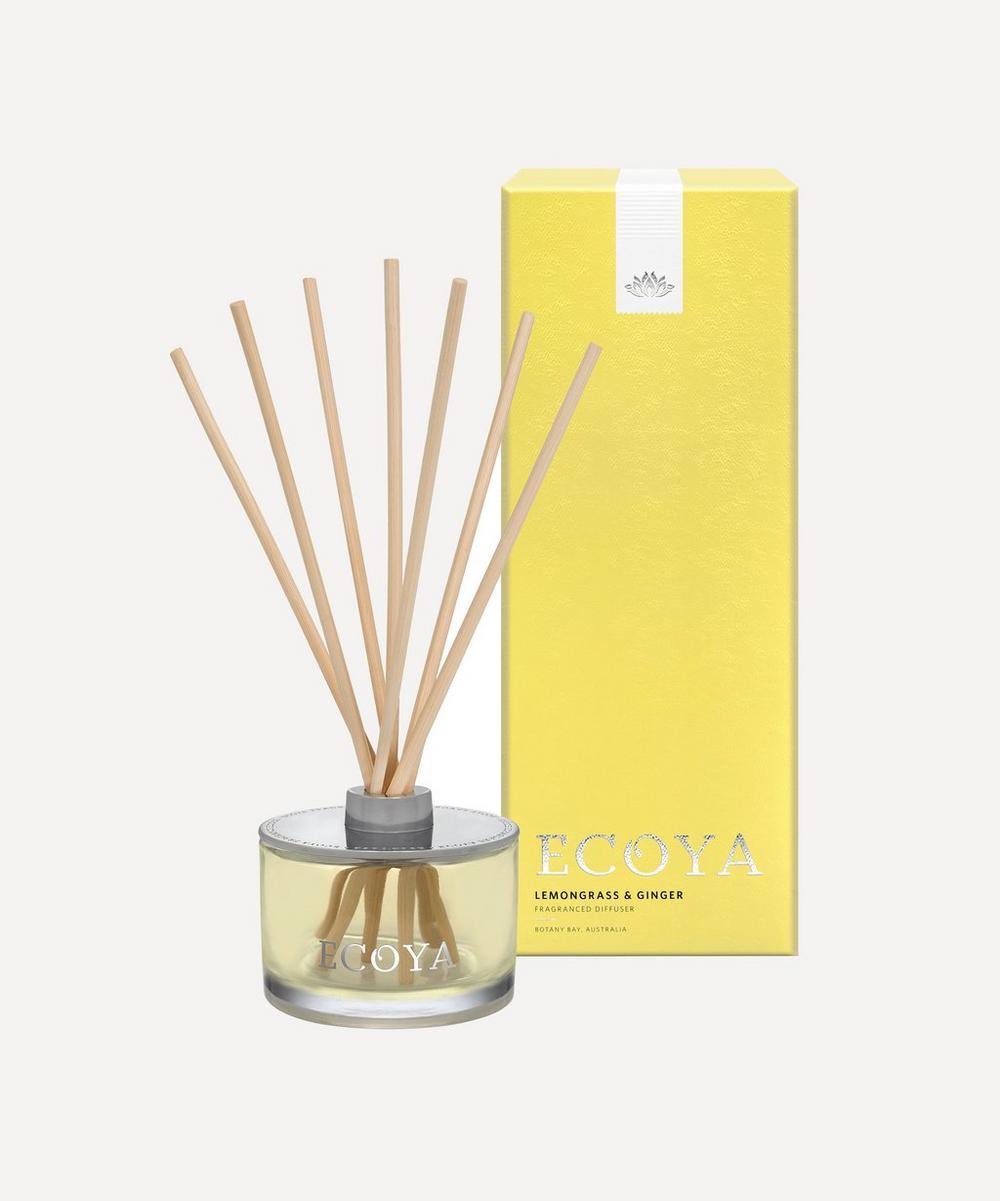 Ecoya - Lemongrass and Ginger Reed Diffuser