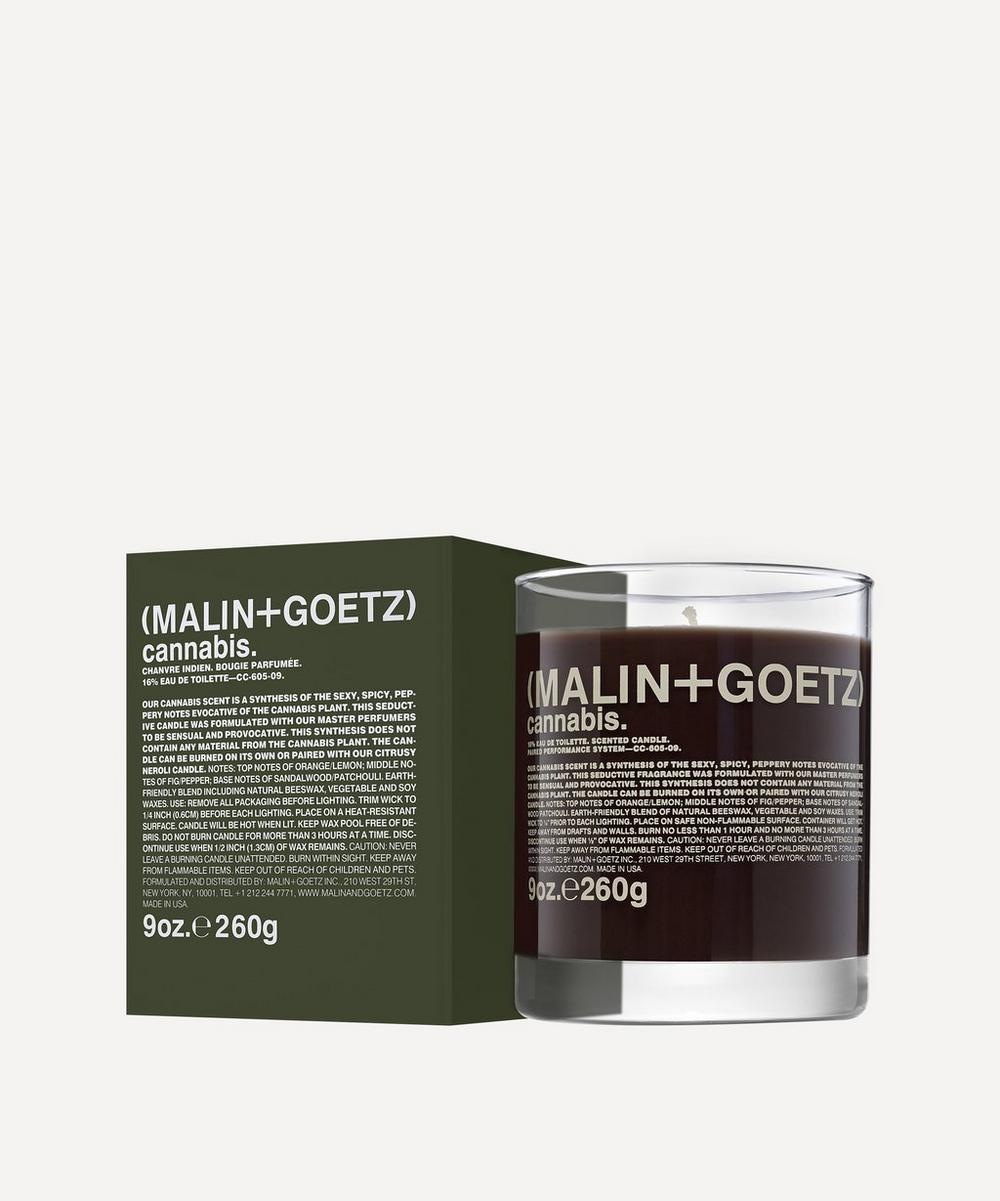 MALIN+GOETZ - Cannabis Scented Candle 260g