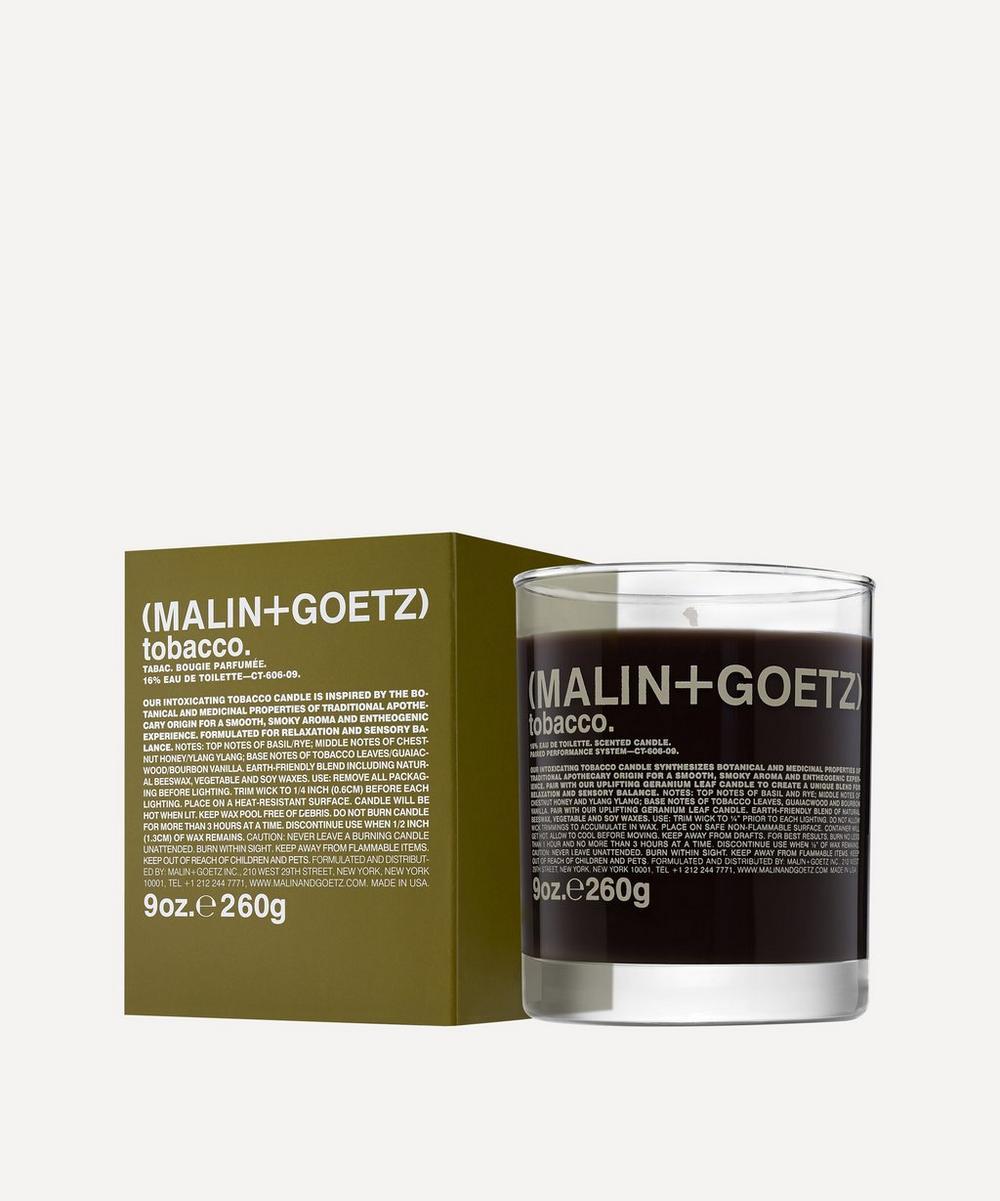 MALIN+GOETZ - Tobacco Candle 260g