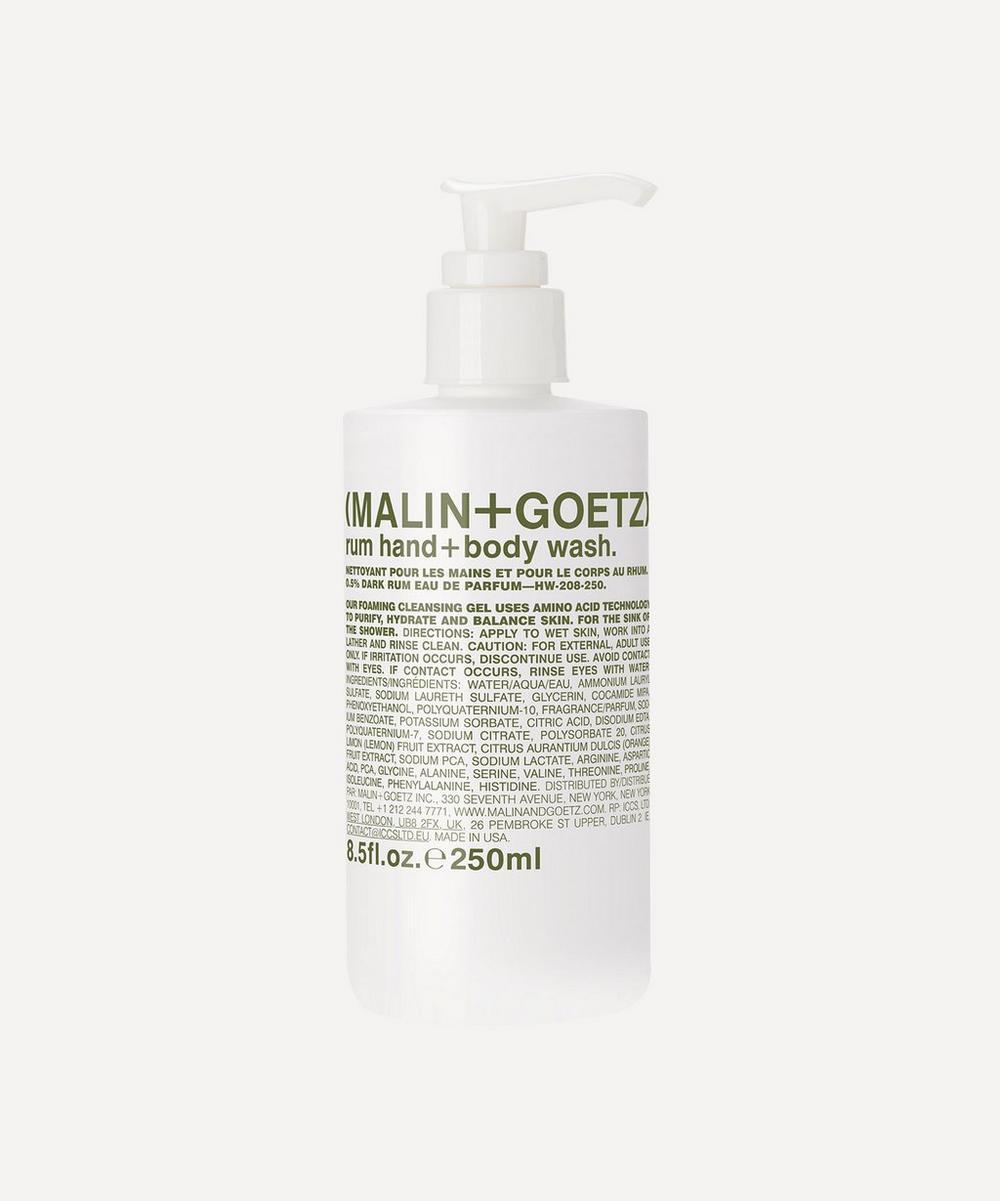 MALIN+GOETZ - Rum Hand and Body Wash 250ml