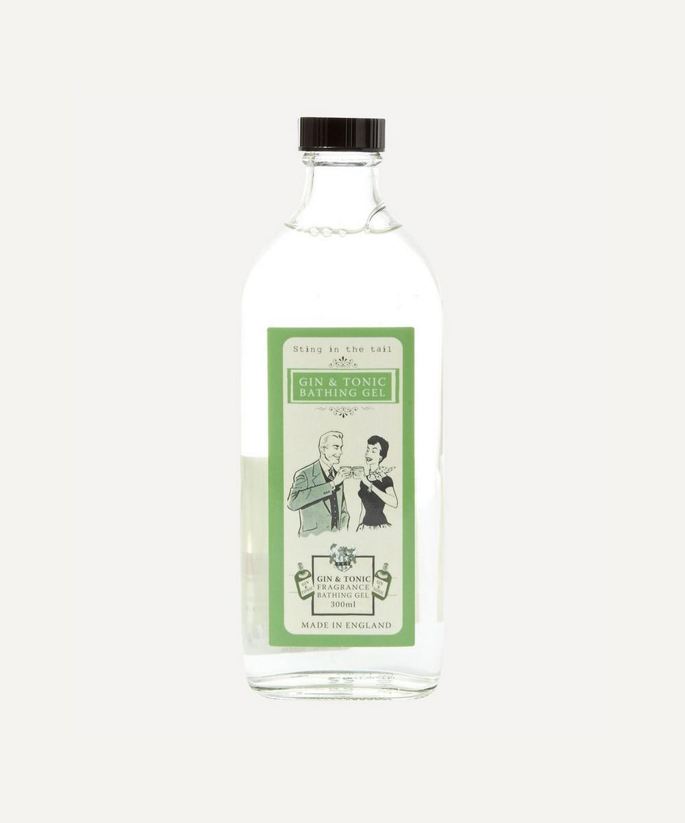 Sting In The Tail - Gin and Tonic Bathing Gel 300ml