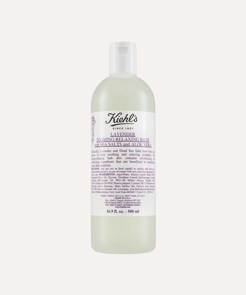 Kiehl's - Lavender Foaming-Relaxing Bath 500ml
