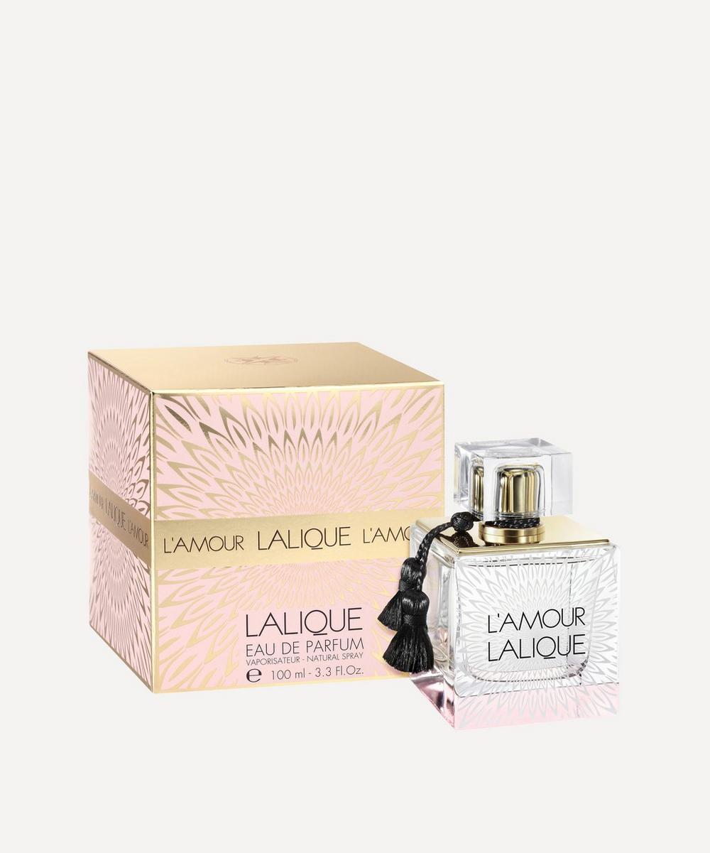 Lalique - L'Amour Lalique Eau de Parfum 100ml