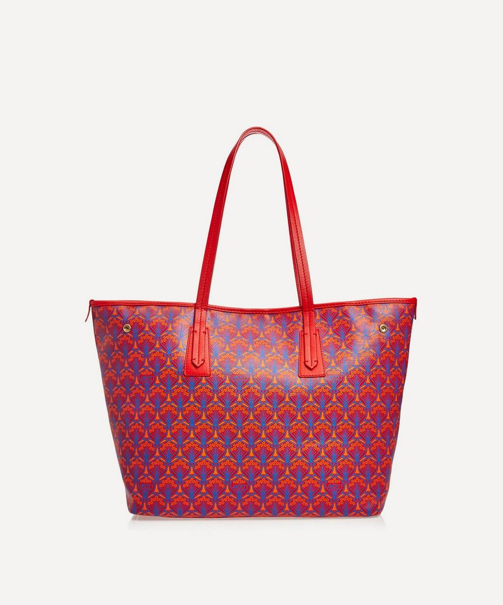 Liberty - Little Marlborough Tote Bag in Iphis Canvas