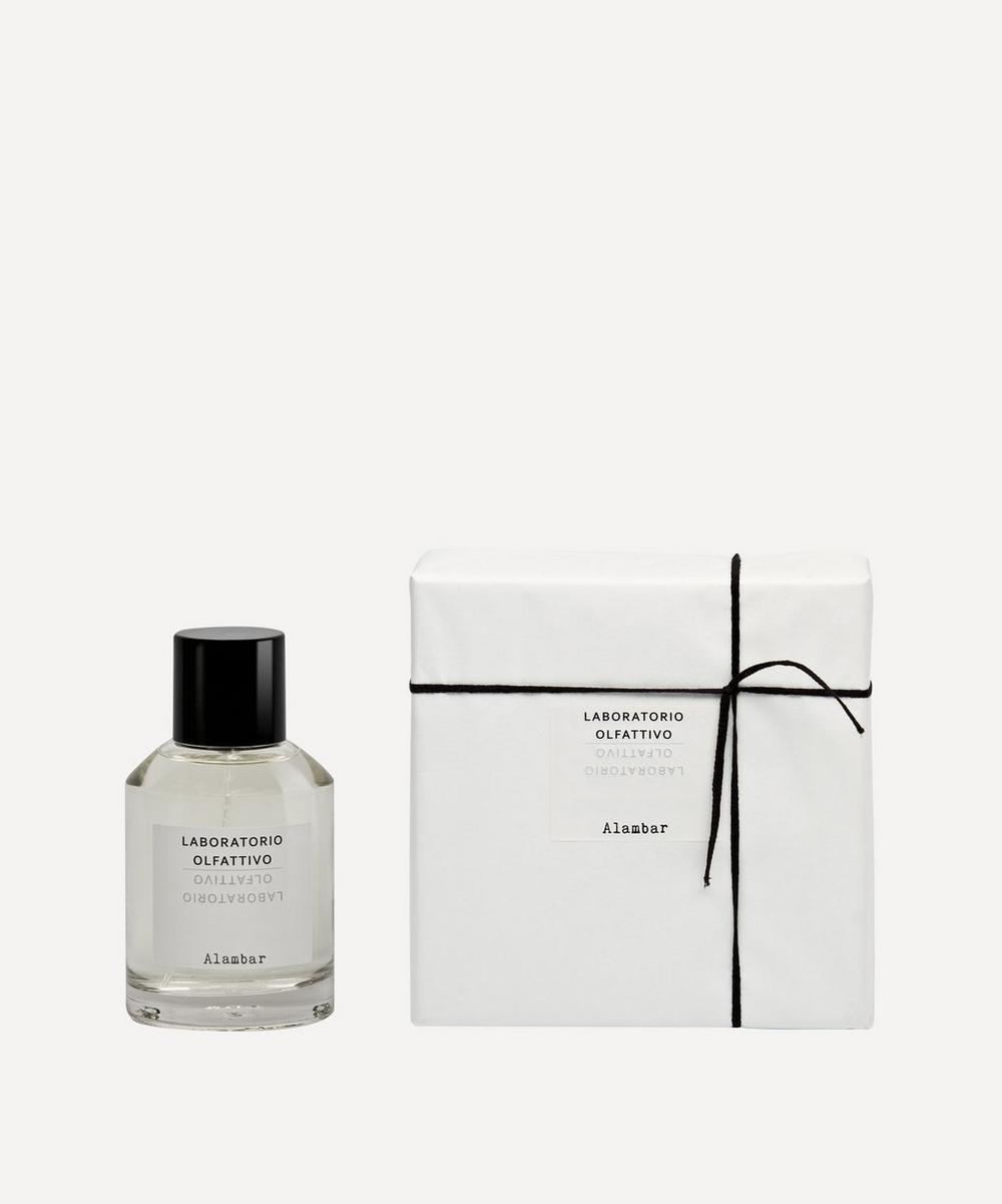 Laboratorio Olfattivo - Alambar Eau de Parfum 100ml