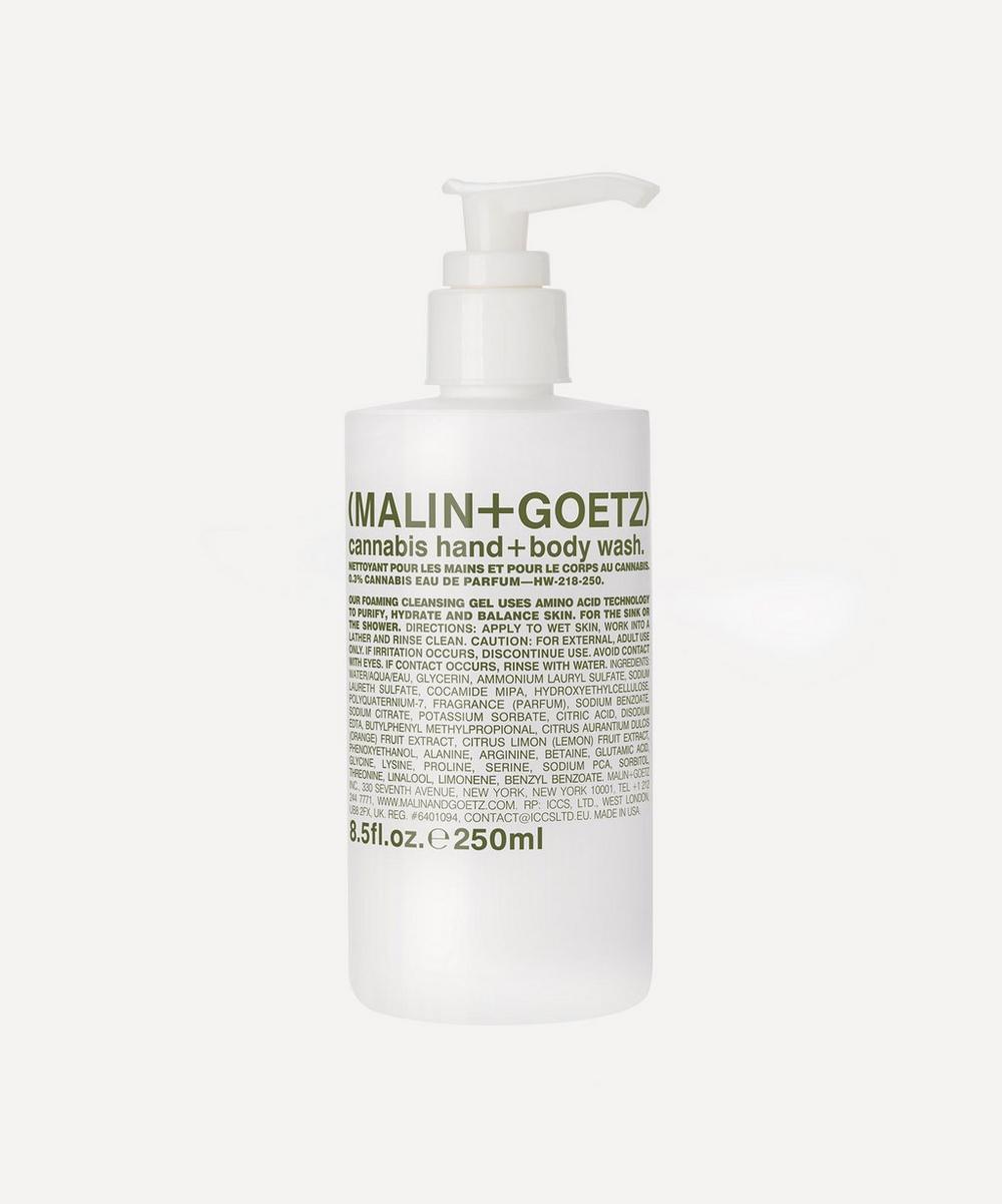 MALIN+GOETZ - Cannabis Hand + Body Wash 250ml