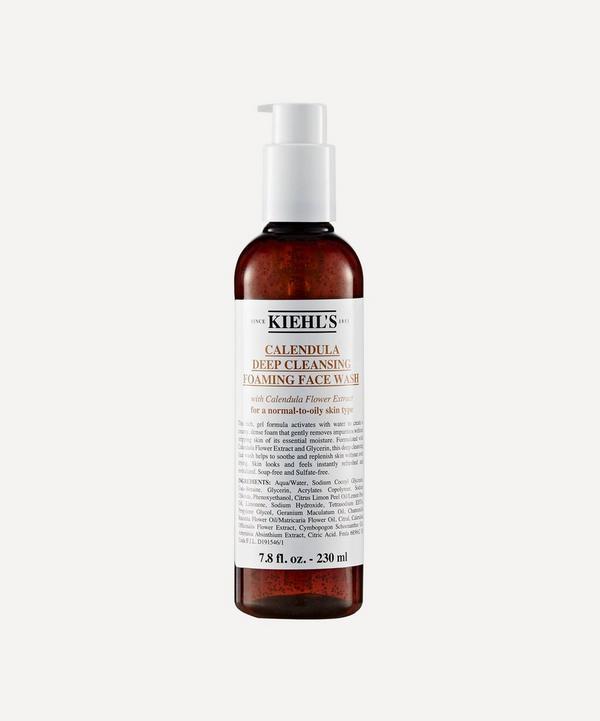 Kiehl's - Calendula Deep Cleansing Foaming Face Wash 230ml