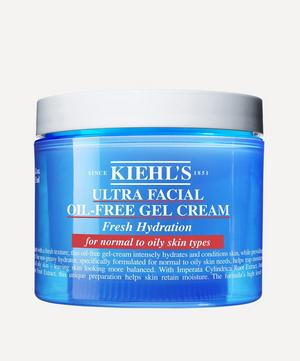 Ultra Facial Oil-Free Gel Cream 125ml