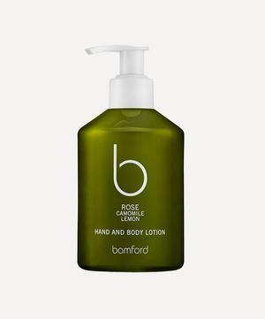 Rose Hand and Body Lotion 250ml