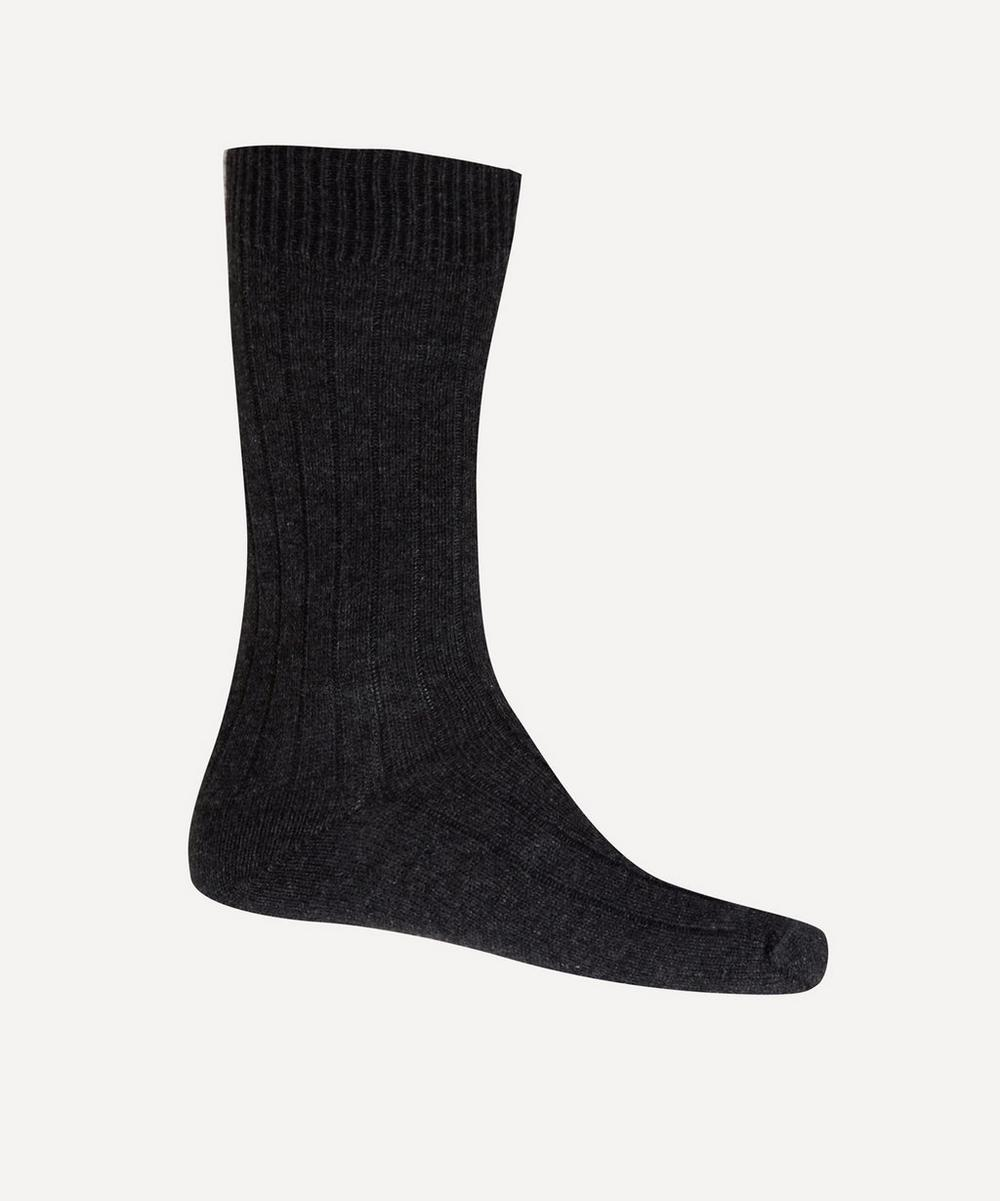 Pantherella - Waddington Cashmere-Blend Socks