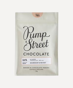 Ecuador 66% Sourdough and Sea Salt Chocolate 70g