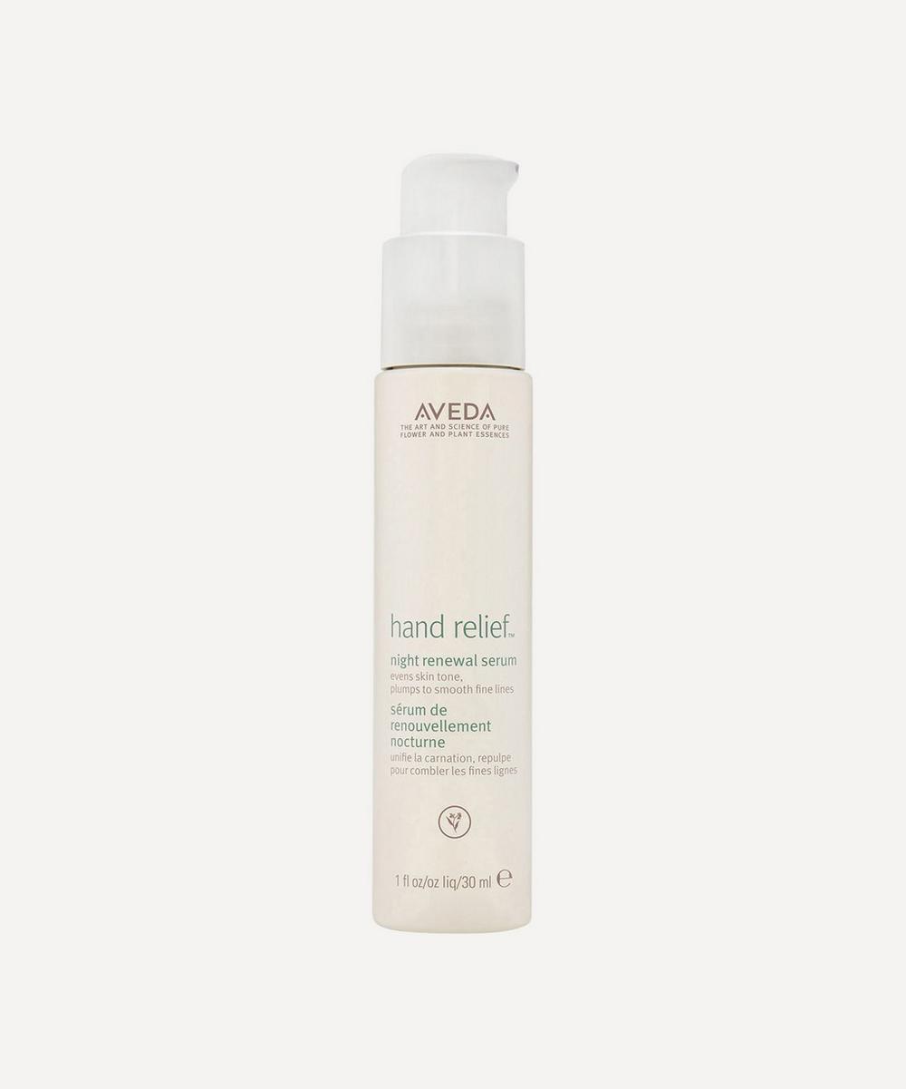 Aveda - Hand Relief Night Renewal Serum 30ml