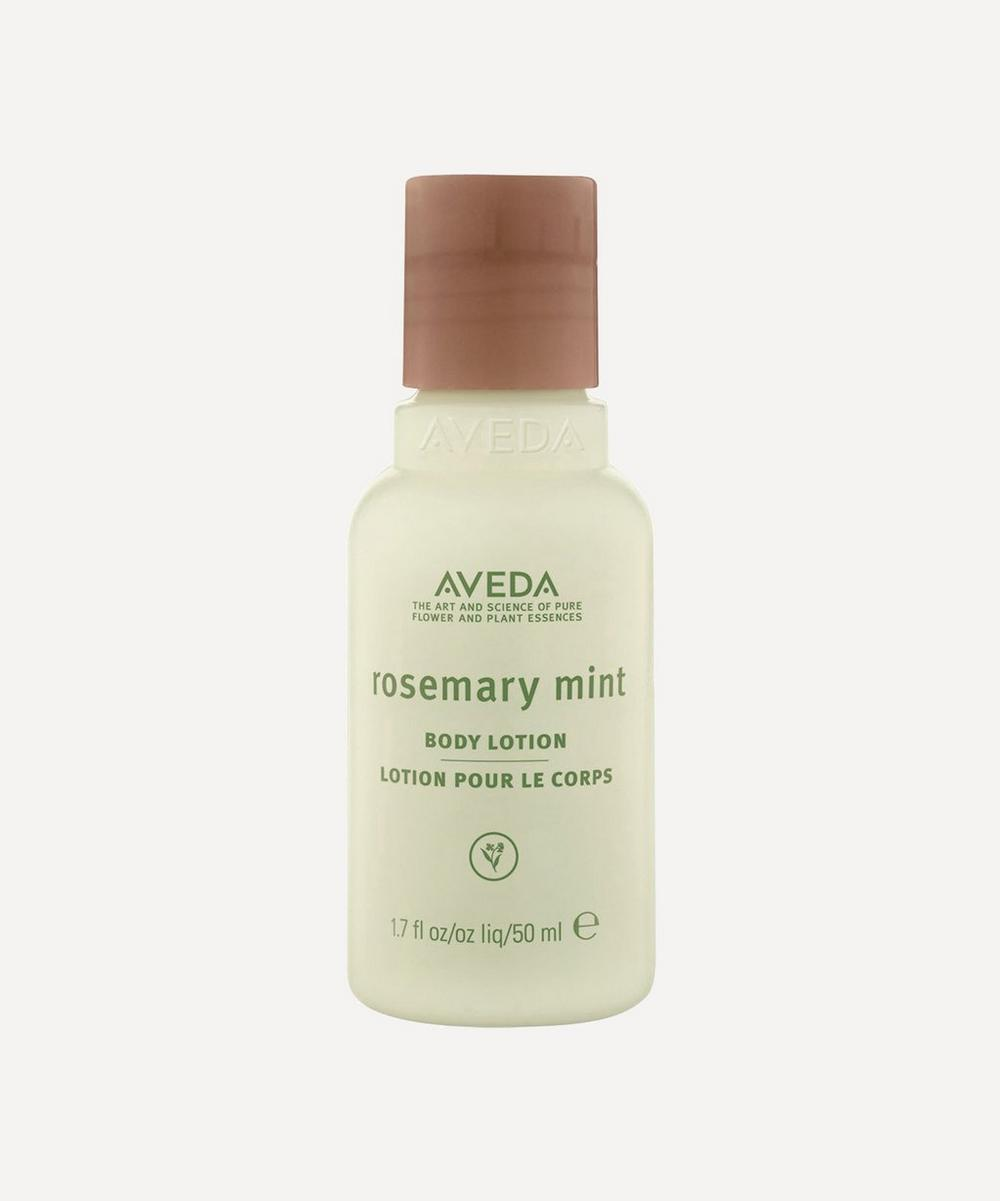 Aveda - Rosemary Mint Body Lotion 50ml