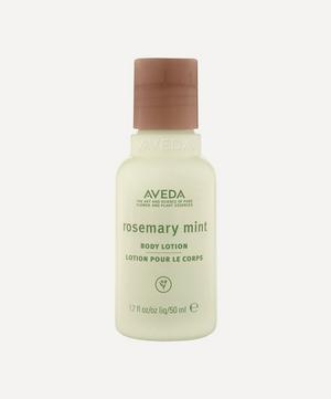 Rosemary Mint Body Lotion 50ml