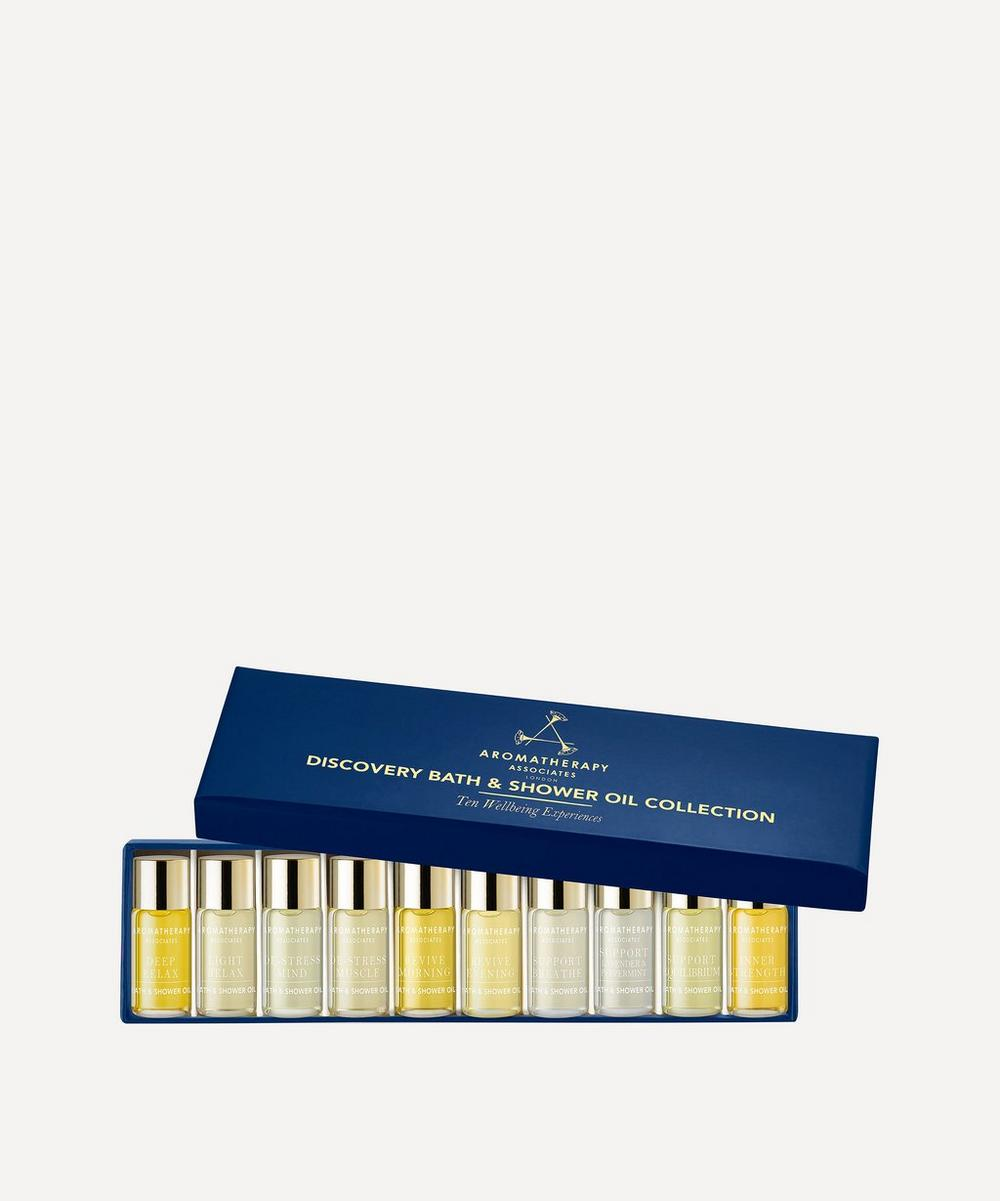 Aromatherapy Associates - Mini Bath Oil Collection