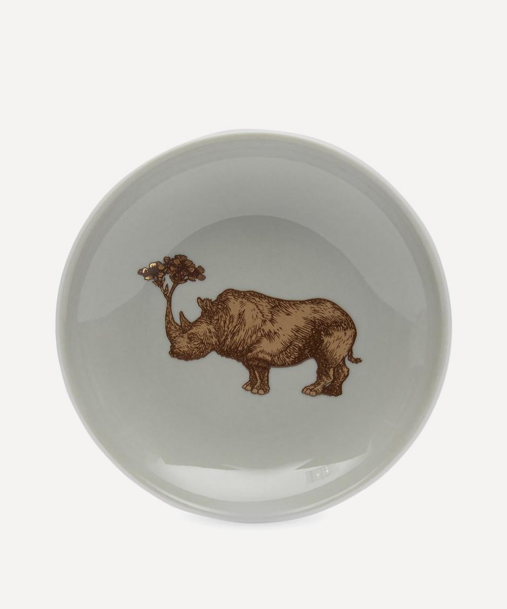 Avenida Home - Puddin' Head Rhino Small Plate