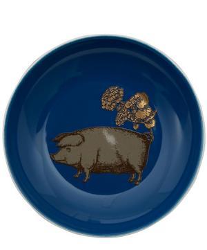Puddin' Head Pig Plate