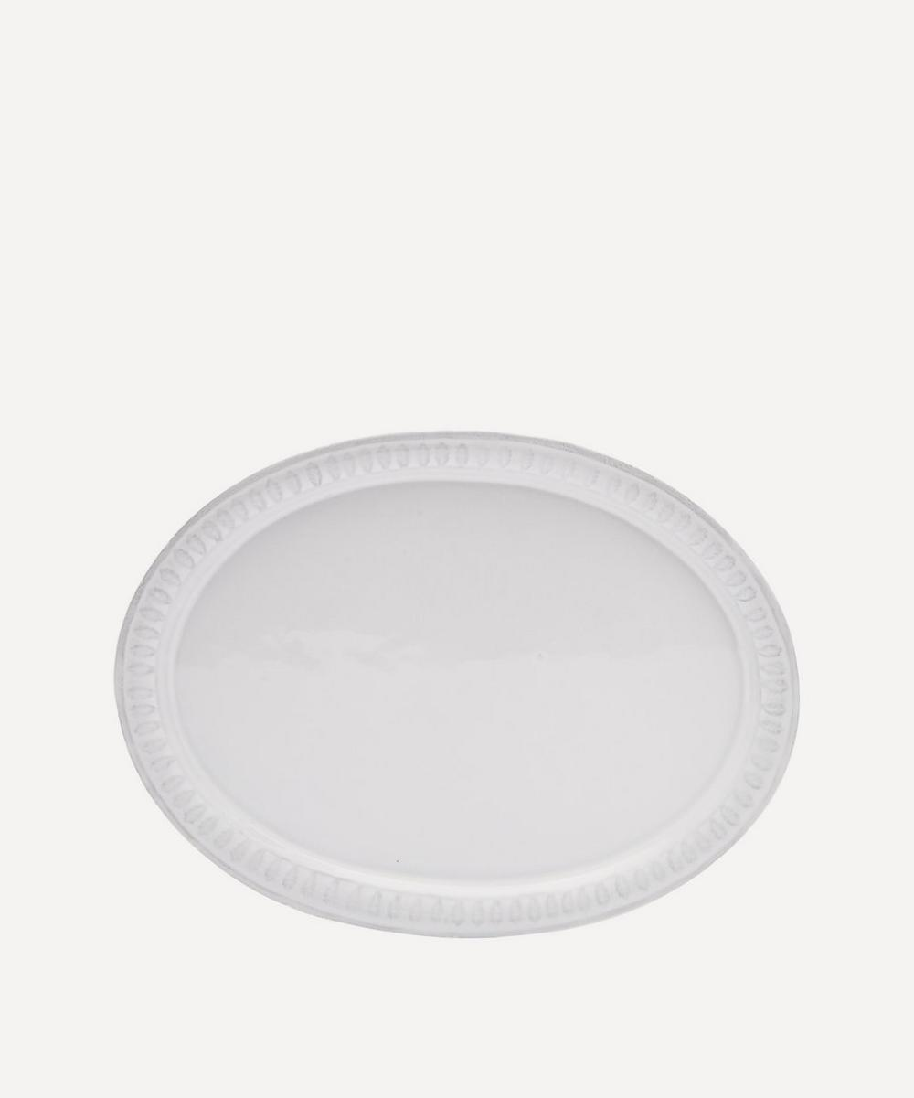 Astier de Villatte - Claudine Oval Platter