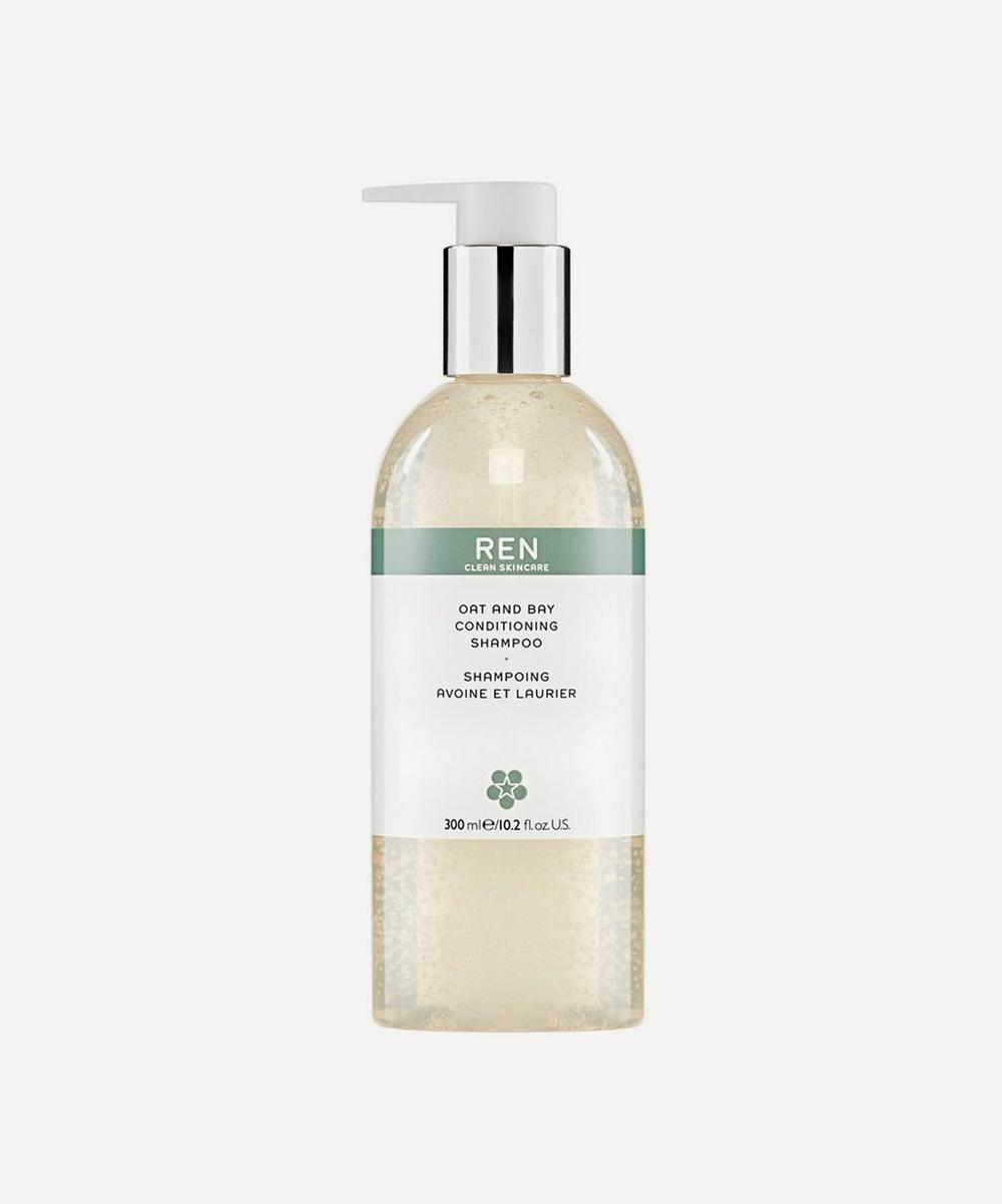 REN Clean Skincare - Oat and Bay Conditioning Shampoo 300ml