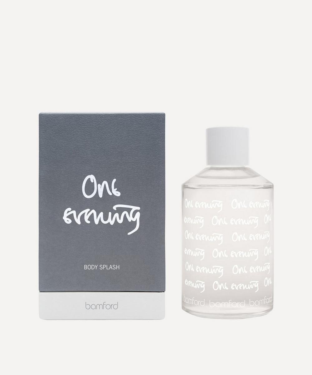 Bamford - One Evening Body Splash 245ml