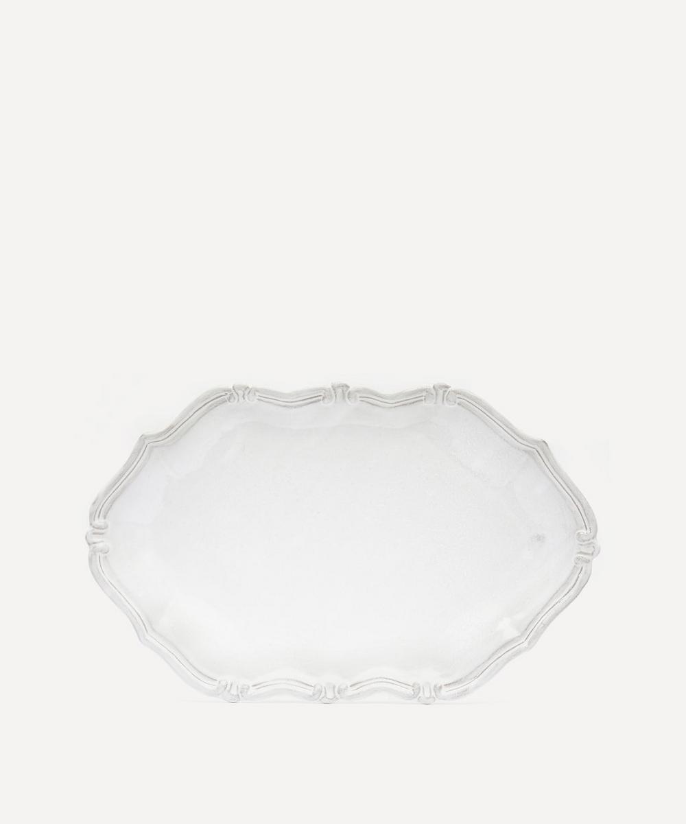 Astier de Villatte - Large Régence Oval Platter