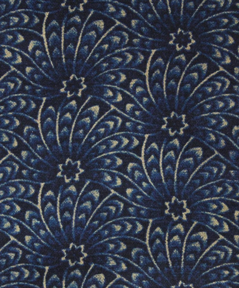 Liberty Fabrics Interiors - Capello Shell Velvet in Stream
