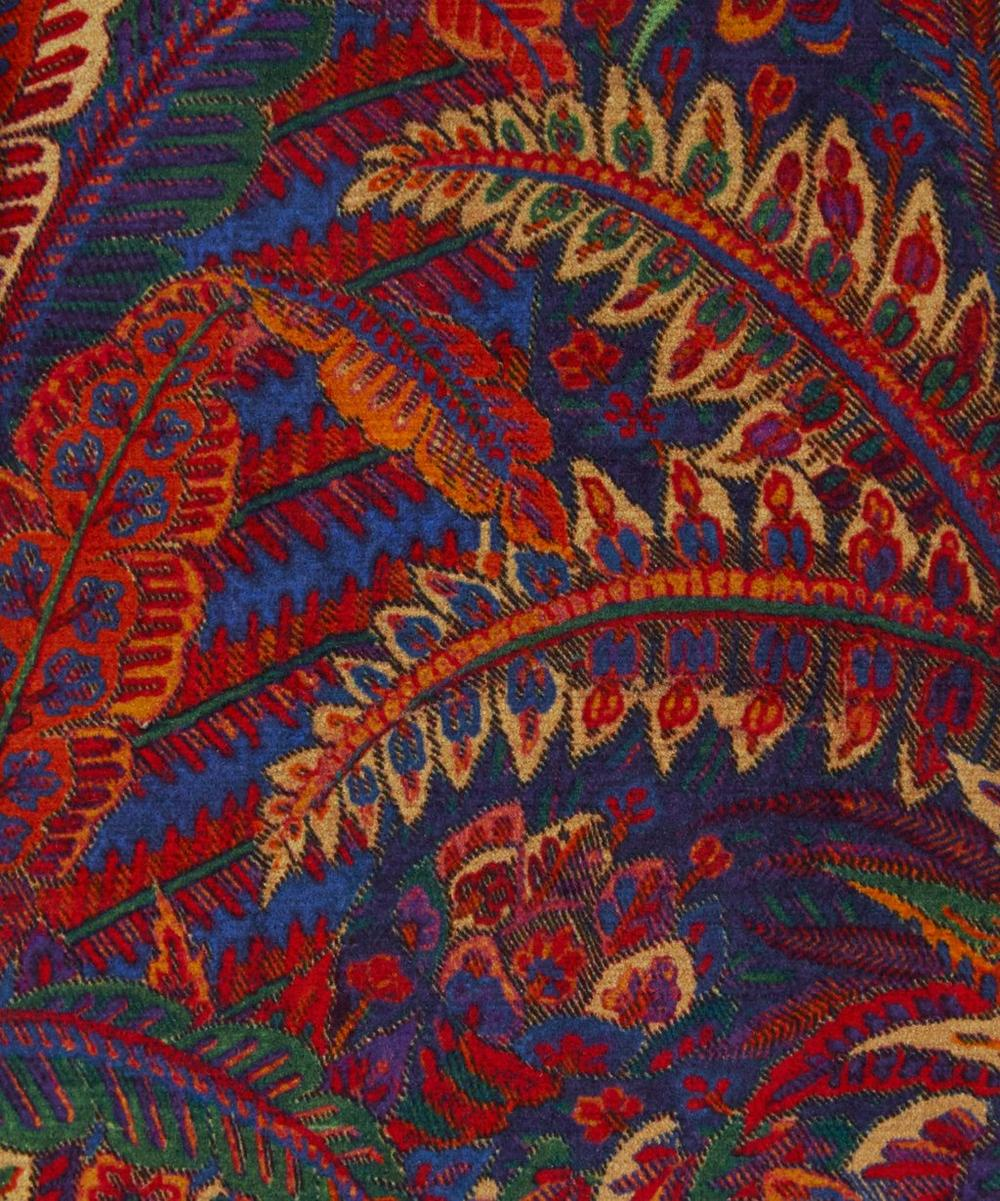 Liberty Fabrics Interiors - Shand Voyage Velvet in Autumn