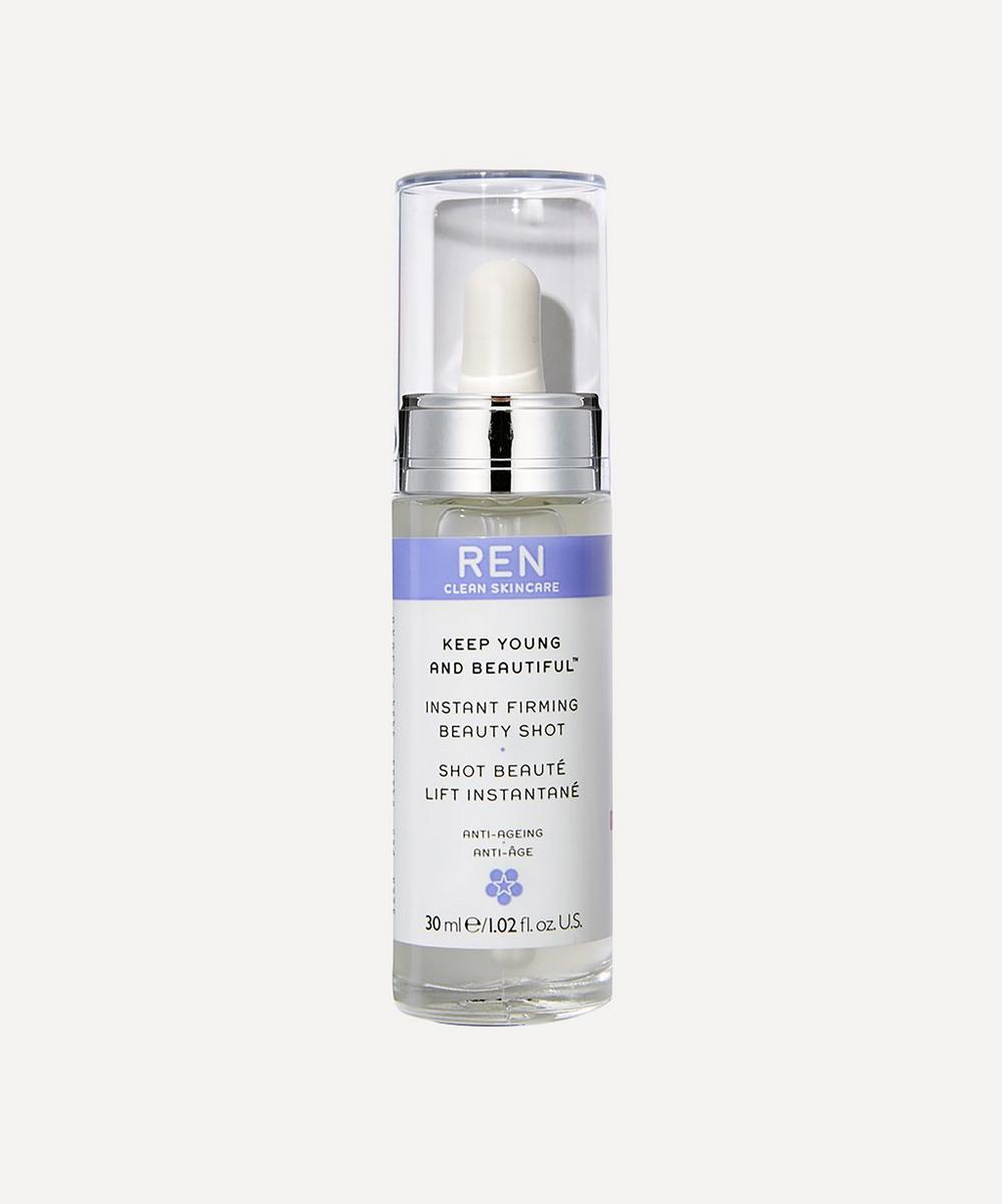 REN Clean Skincare - Keep Young and Beautiful Instant Firming Beauty Shot 30ml