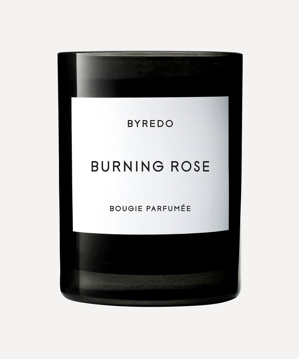 Byredo - Burning Rose Candle 240g